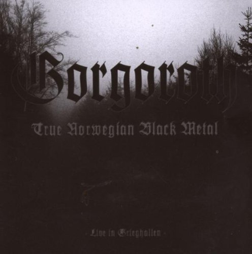 True Norvegian Black Metal-Live in