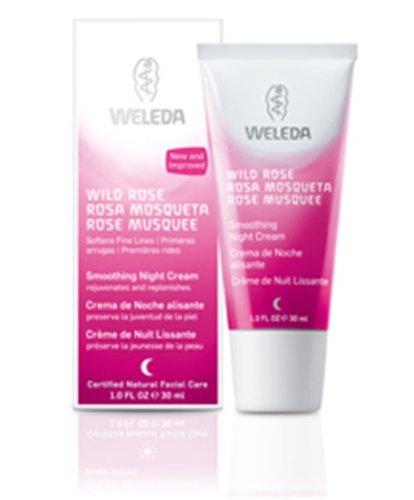 Weleda Wild Rose Night Cream, 1 Ounce