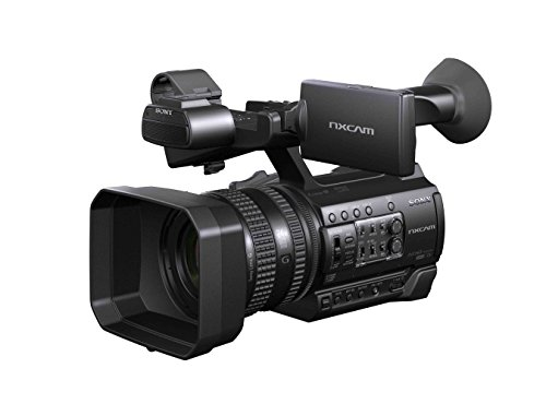 Sony HXRNX100 Full HD NXCAM Camcorder (Black) (Sony Full Hd compare prices)