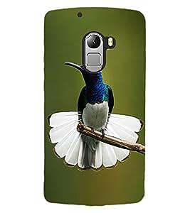 ColourCraft Cute Bird Design Back Case Cover for LENOVO A7010