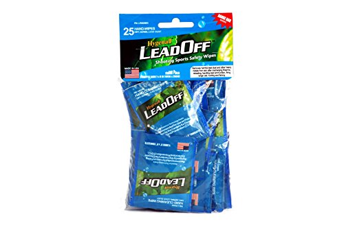 Hygenall Wrapped Non Rinse Wipes (Lead Remover Soap compare prices)