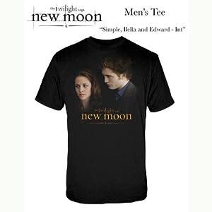 Bella & Edward T-Shirt Xl