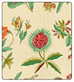 """Upholstery Fabric By The Yard Floral Fabric 54"""" French Country"""