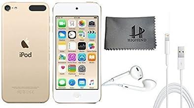 Apple iPod Touch 32 Go - Or + Accessoires supplémentaires 6ème génération **Nouveau Modèle Juillet 2015**