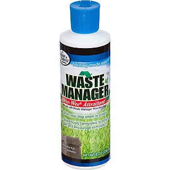 Four Paws Waste Manager Wee-Wee Attractant, 8 oz.