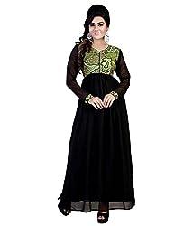 Laxmivilla gemsBeautiful Black Gown