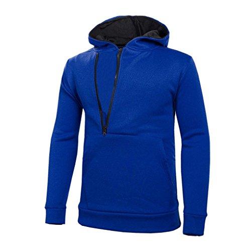 bolayu-mens-long-sleeve-hoodie-hooded-sweatshirt-outwear-coat-jacket-m-blue
