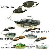 ティムコ(TIEMCO) PDL スーパー・ハーフスピン ダブルウィロー 112 ブルーギル 1/4oz