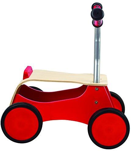Hape – Push & Pull – Little Red Rider