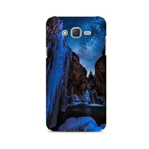 TAZindia Designer Printed Hard Back Case Cover For Samsung Galaxy J5