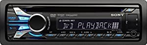 Sony MEXDV1700U Digital Media DVD/CD Car Stereo Receiver (Discontinued by Manufacturer)