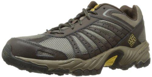 Columbia Men's Whitney Ridge Trail Shoe,Mud/Sautrene,11 M US