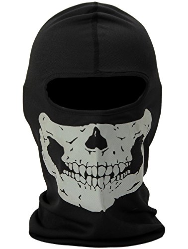 Full Face Mask Head Outdoor Motorcycle Cycling Hike Skiing ...