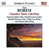 Rorem: Works For Flute