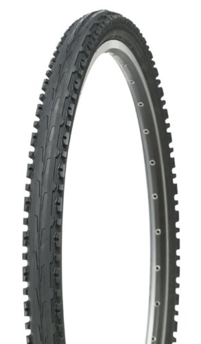 Kenda K847 Kross + Wire Bead Bicycle Tire, Blackwall, 26-Inch x 1.95-Inch