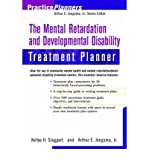 img - for [(The Mental Retardation and Developmental Disability Treatment Planner)] [Author: Kellye H. Slaggert] published on (July, 2000) book / textbook / text book