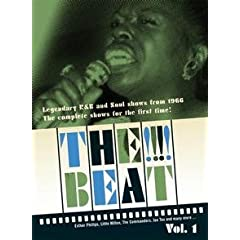 The !!!! Beat: Legendary R&B and Soul Shows from 1966, Vol. 1