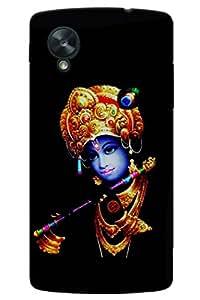 IndiaRangDe Case For Google LG Nexus 5 (Printed Back Cover)