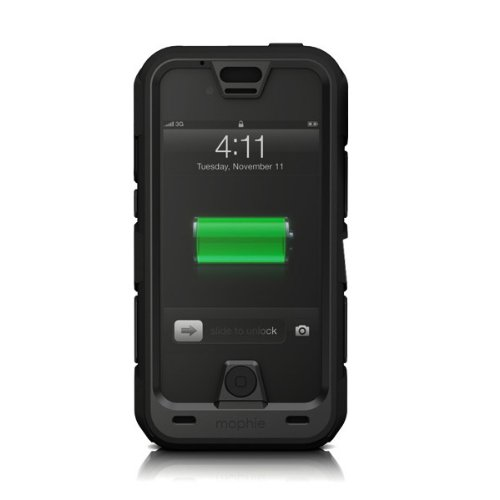 【日本正規代理店品】mophie juice pack PRO for iPhone 4S/4 MOP-PH-000026