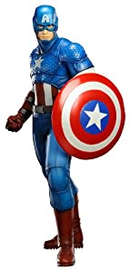 Kotobukiya Marvel Comics Captain America Now! Artfx+ Statue