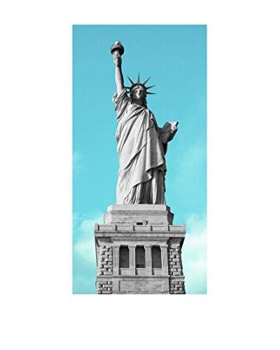 LINEA ARTISTICA canvas foto Statua della Libertà