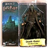 Harry Potter: Order Of The Phoenix Series 2 Death Eater (Green Mask) Action Figure
