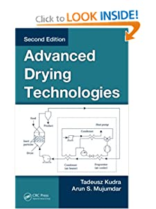 Advanced Drying Technologies, Second Edition by Food Drying Books