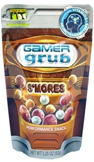 Gamer Grub Performance Snack Smores