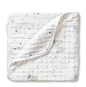 aden + anais Muslin Dream Blanket, Night Sky