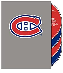 NHL: Montreal Canadiens - 100th Anniversary Collector's Set (Bilingual English/French)