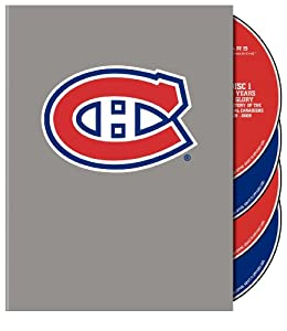 NHL Montreal Canadiens 100th Anniversary Collector's Set