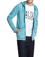 ESPRIT Men's Flow Hoody Zip Sweatshirt