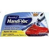 Reynolds Handi Vac Starter Kit Bonus Pack with 24 Gallon Freezer Bags