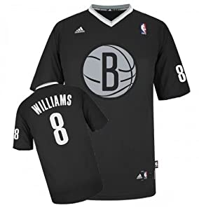 Deron Williams Brooklyn Nets #8 NBA Toddler Short Sleeve Jersey by adidas
