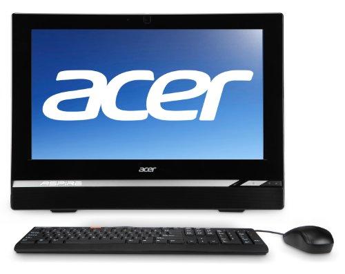 Acer AZ1620-UR10P Desktop - Black
