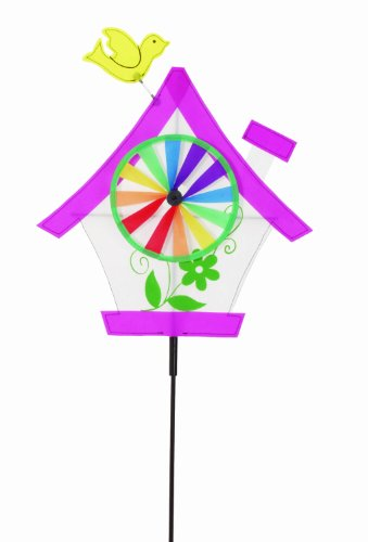 Spoontiques Birdhouse Wind Spinner - 1