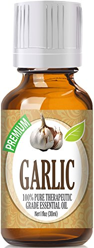 Garlic (30ml) 100% Pure, Best Therapeutic Grade Essential Oil - 30ml / 1 (oz) Ounces