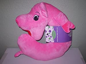 Animal Character Pillows : Amazon.com - Northpoint Animal Characters Travel Pillow PINK PIG