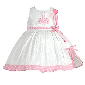 Baby Girls BIRTHDAY DRESS RARE EDITIONS
