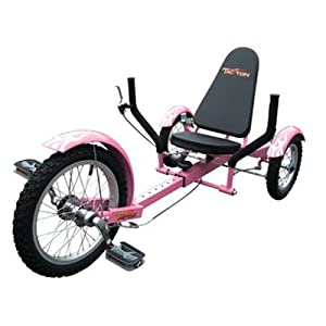 Triton Ultimate Three Wheeled Cruiser