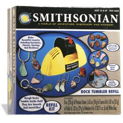 Smithsonian Rock Tumbler Refill Kit - Buy Smithsonian Rock Tumbler Refill Kit - Purchase Smithsonian Rock Tumbler Refill Kit (NSI, Toys & Games,Categories,Learning & Education,Science,Rock Tumblers)