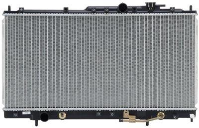 prime choice auto parts rk925 new complete aluminum radiator patricksandersonlhnn. Black Bedroom Furniture Sets. Home Design Ideas
