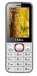 I KALL K23 Dual Sim 2.4 Inch display Mobile -white