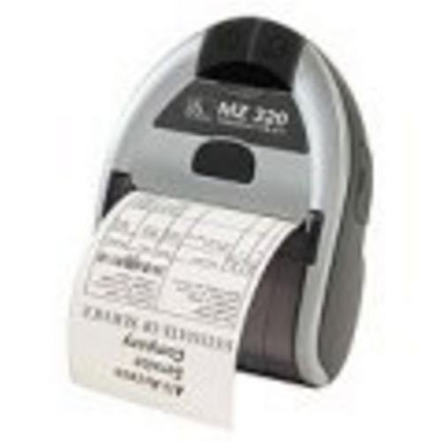 "Zebra Mz 320 3"" 4Mb Direct Mobile Thermal Receipt Printer With Bluetooth"