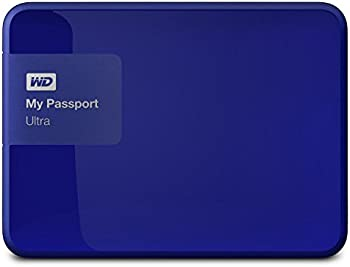 WD 2TB Blue My Passport Ultra Hard Drive