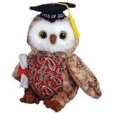 Ty Beanie Babies Smarty - Owl