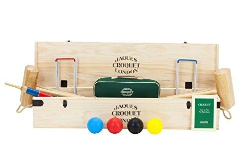 Croquet - Guildford Croquet Set - Fabriqué en Angleterre