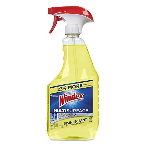 windex-cb701380-antibacterial-multi-surface-cleaner-32oz-spray-bottle-pack-of-8