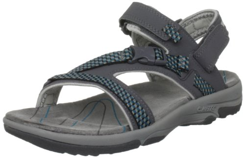 Hi-Tec Womens Harmony Back Strap Thong Sandals