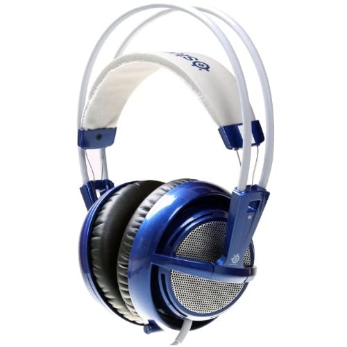 Siberia v2 Full-size Headset (Blue) 51107